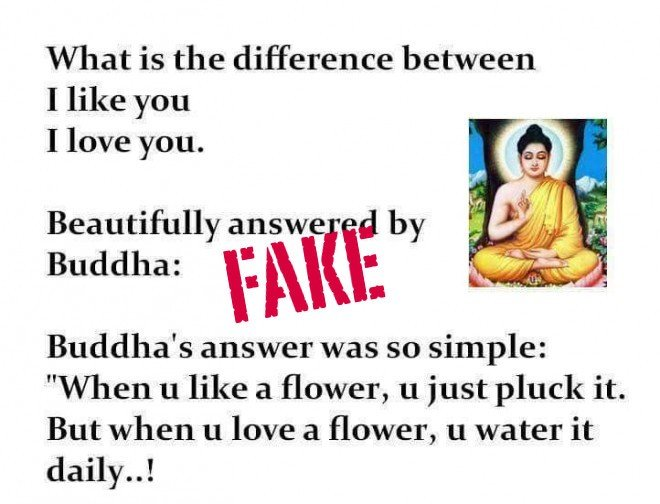 Buddhist Quotes On Love Stunning When You Like A Flower You Just Pluck Itbut When You Love A