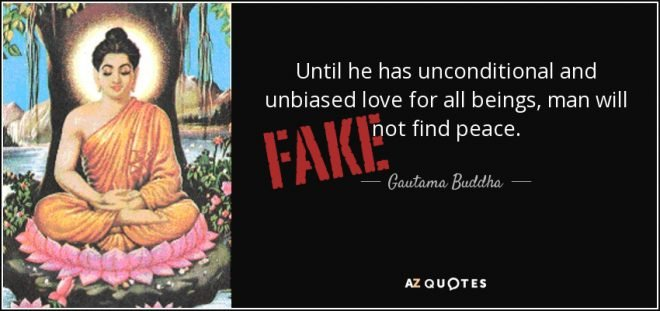 Until He Has Unconditional And Unbiased Love For All Beings Man
